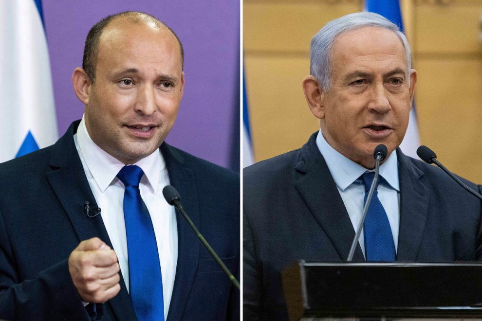 Far-right party leader Naftali Bennett backs crucial deal to oust Israel's Prime Minister Benjamin Netanyahu