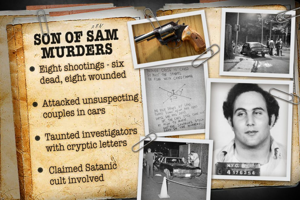 Inside David Berkowitz's serial killings as Netflix series Sons of Sam asks if a Satanic cult were in on the murders
