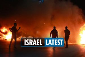 Israel-Gaza violence latest updates – Death toll rises to 43 as airstrikes against Hamas sees Palestinian families flee