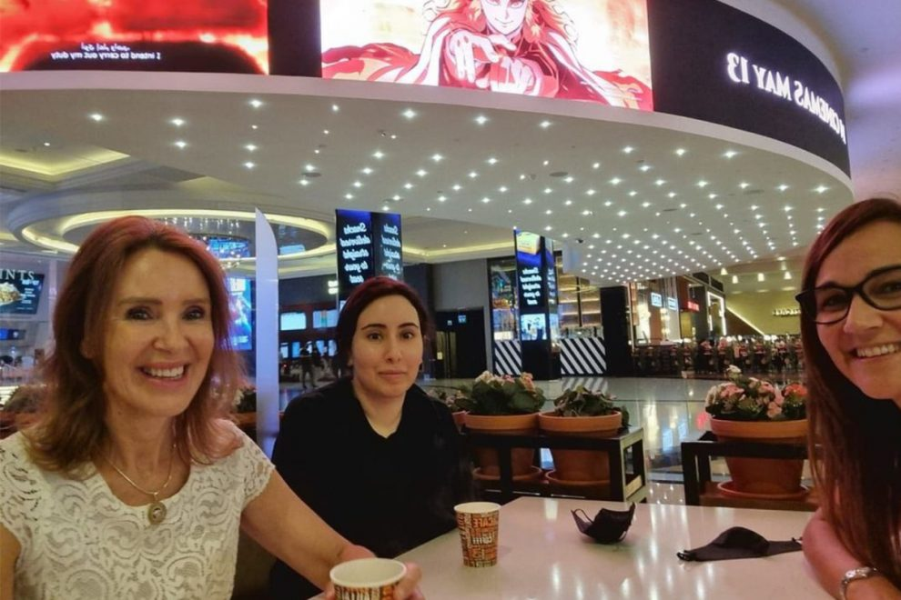 Princess Latifa: Photo appears to show 'hostage' alive in Dubai mall after ordeal