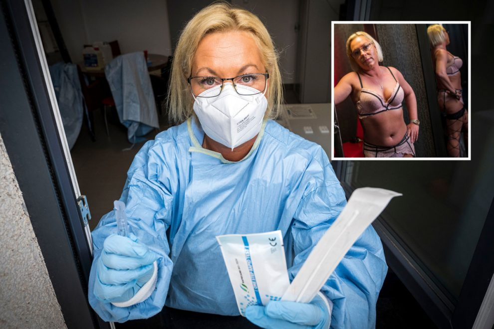 Prostitutes step in to save Germany's vaccine shambles by becoming Covid testers at German brothel