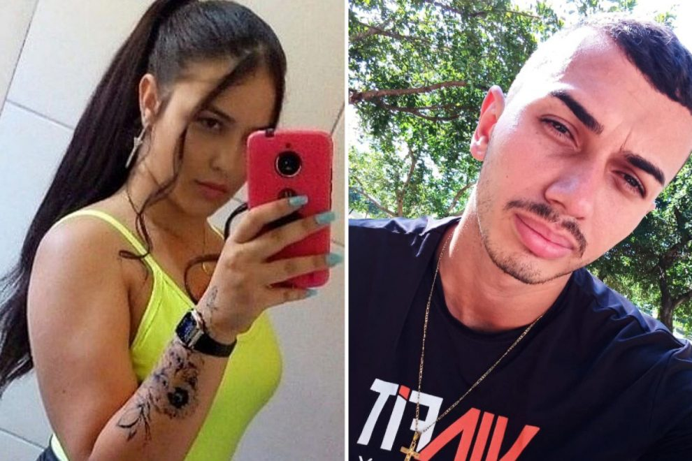 Woman, 20, stabbed boyfriend, 24, to death with shisha pipe needle after row over 'samosa'