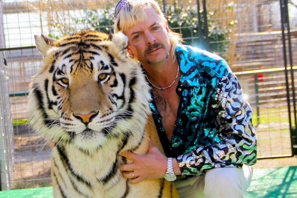 Zoo made famous by Netflix's Tiger King sees dozens of big cats seized by officials