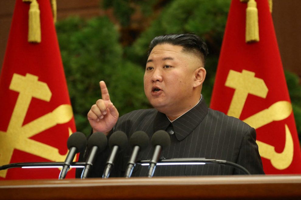 'Frail' Kim Jong-un blasts officials over 'crucial' Covid blunders amid fears of mass outbreak