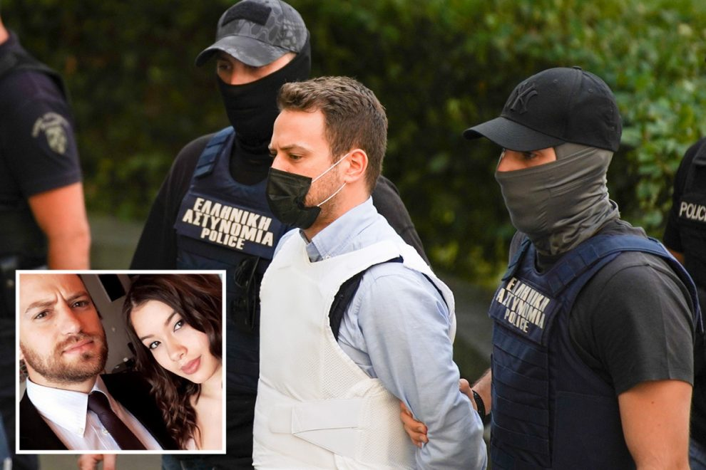 Caroline Crouch's shameless husband says 'I wish I could go back, but I can't' after trying to blame HER for murder