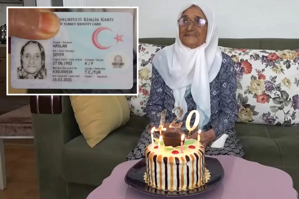 Gran is 'world's oldest person after turning 119' thanks to diet of butter, honey, cheese and a boiled egg every morning