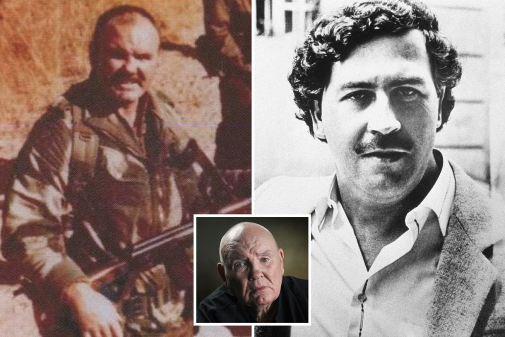 I went from pub landlord to SAS hitman sent to kill Pablo Escobar – as I bled out, I thought 'what the f*** am I doing'