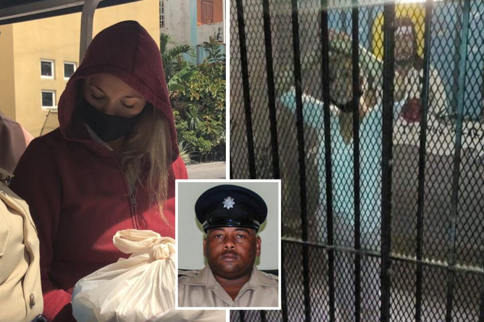 Jasmine Hartin was cheered by inmates who celebrated 'first lady to kill cop' after 'shooting police chief'