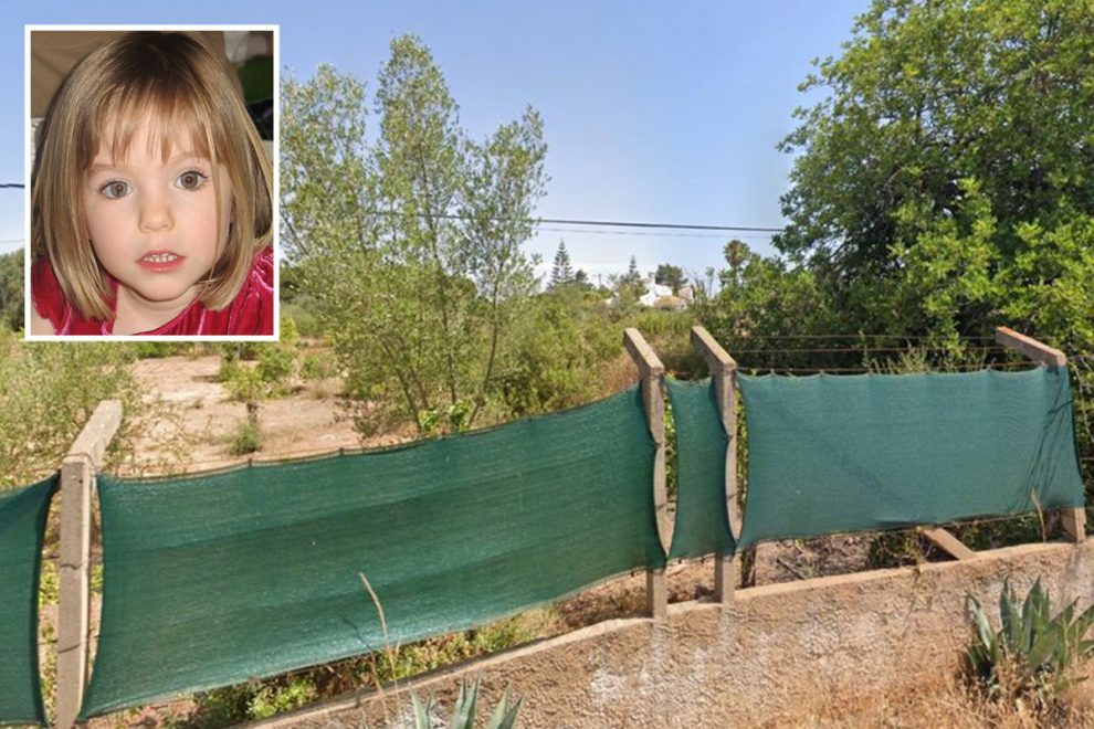 Madeleine McCann suspect Christian B had 'secret Algarve compound guarded by dogs that only him and ex has access too'