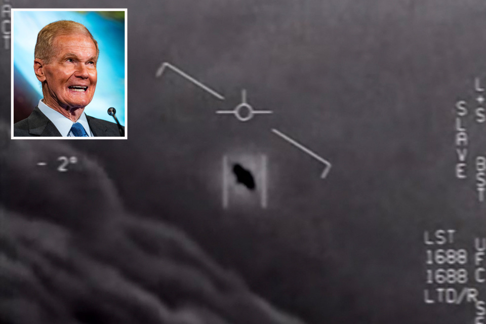 NASA chief Bill Nelson reveals agency IS probing UFOs as bombshell report set to not rule out aliens behind encounters