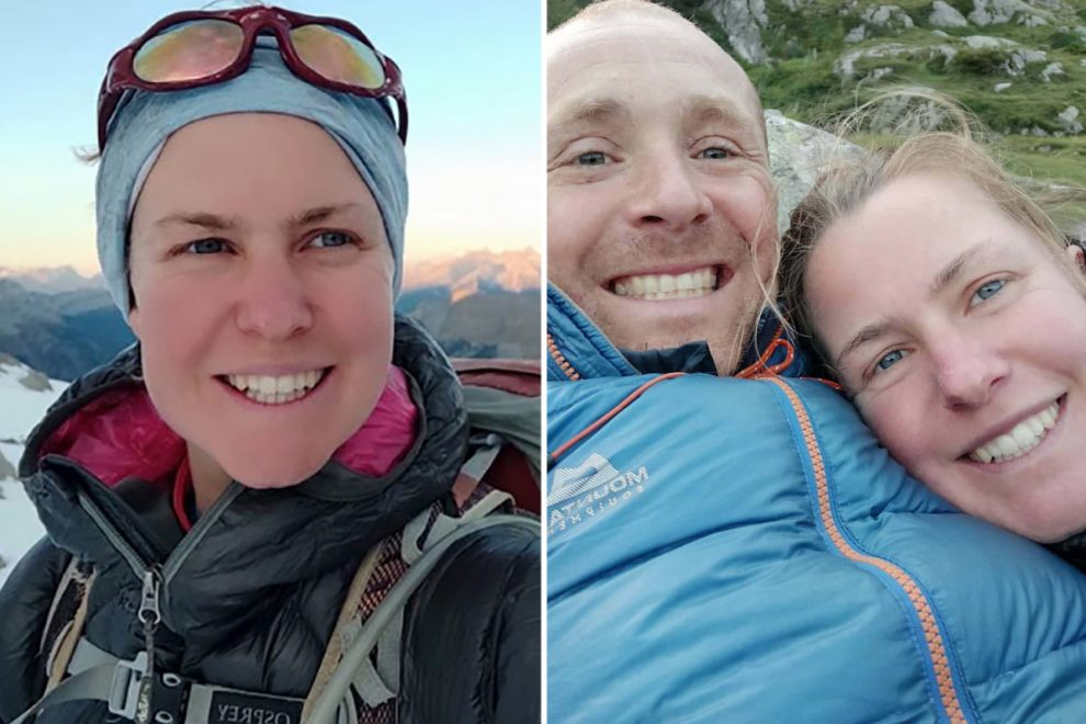 Esther Dingley 'wouldn't leave loved ones in the dark if she was alive' says boyfriend in search for Brit backpacker
