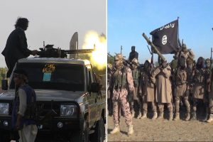 How world faces new terror wave as Afghanistan descends into jihadi hellhole & ISIS vow to create new Africa caliphate