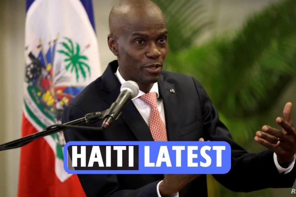 Jovenel Moise assassination latest – President of Haiti shot dead at home by mystery Spanish-speaking gunmen