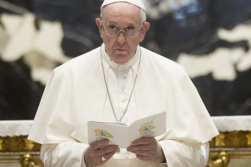 Pope Francis, 84, admitted to hospital for an operation on his stomach