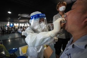 China's worst Covid outbreak since Wuhan surges as cases hit six-month high and a third city is sealed off